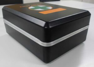 Thin walled aluminium curved to tight radius for first aid box (2)