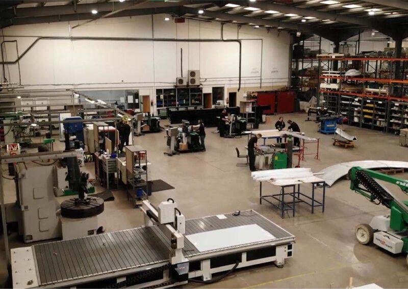 Alubend Aluminium Bending Factory